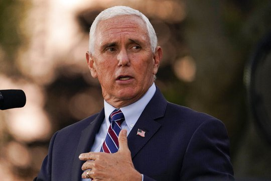 Vice President Mike Pence coming to Gainesville Friday, Nov. 20 on bus tour