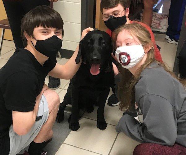 20201124 Lambert Therapy Dogs 1