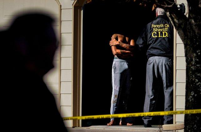 Forsyth County Major Crimes Unit