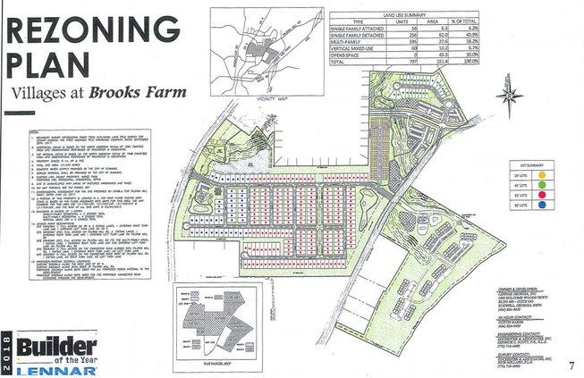 Villages at Brooks Farm