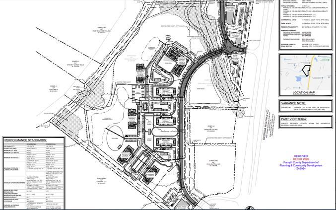 Ga. 400 Settingdown Circle