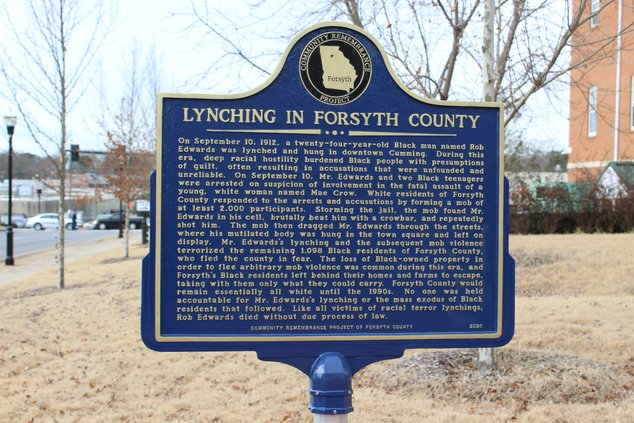 Lynching in Forsyth County