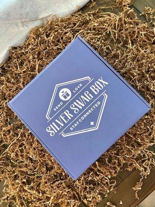 silver swag box