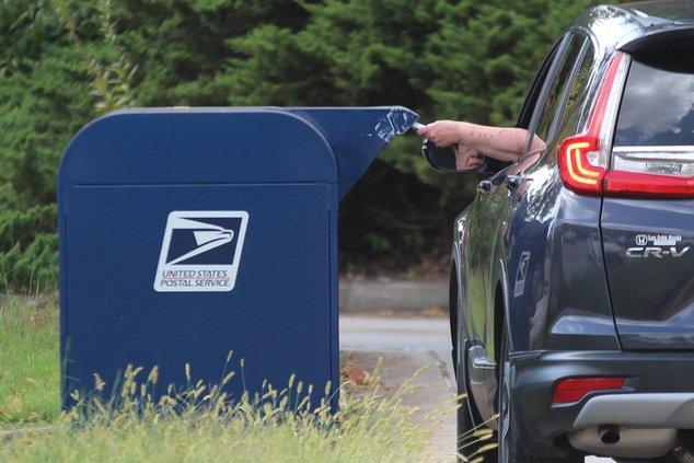 Cumming post office