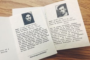 Holocaust ID Cards