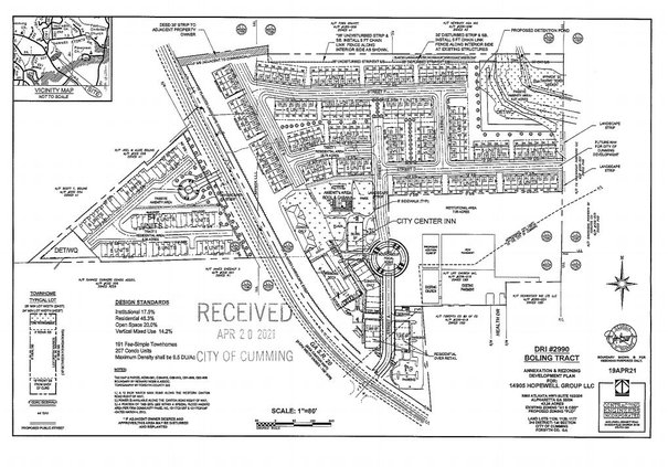 Hopewell Annexation plans