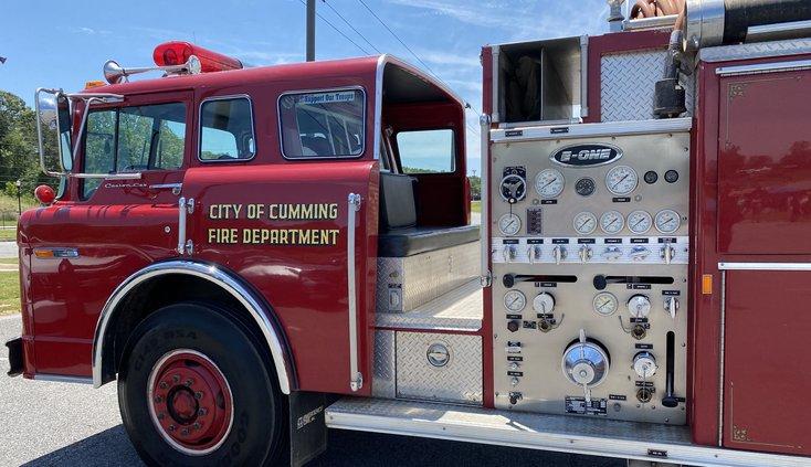 City of Cumming Fire Department