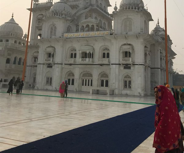 India Sikh temple