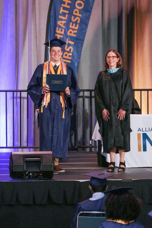 Alliance Academy for Innovation Graduation