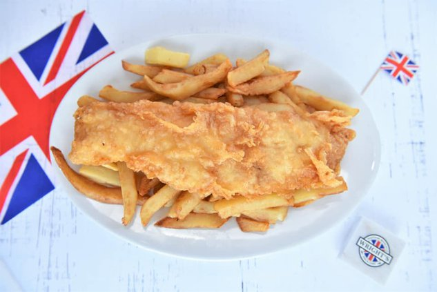 Wright's Fish & Chips