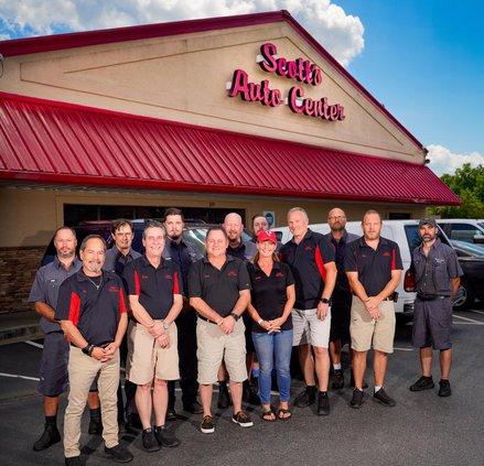Scott's Auto Center