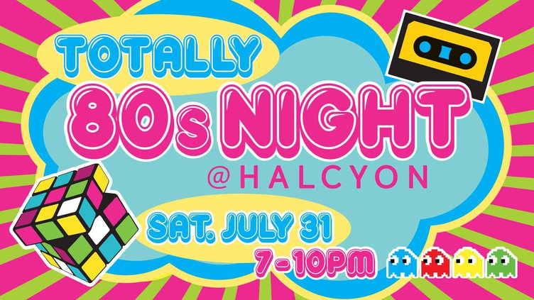 Totally 80s Night