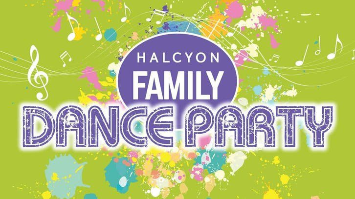 halcyon dance party