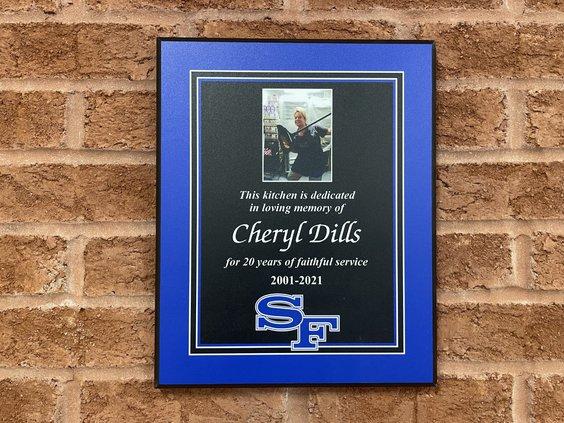 Cheryl Dills
