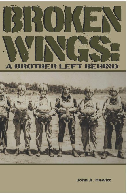 """Broken Wings: a brother left behind"""