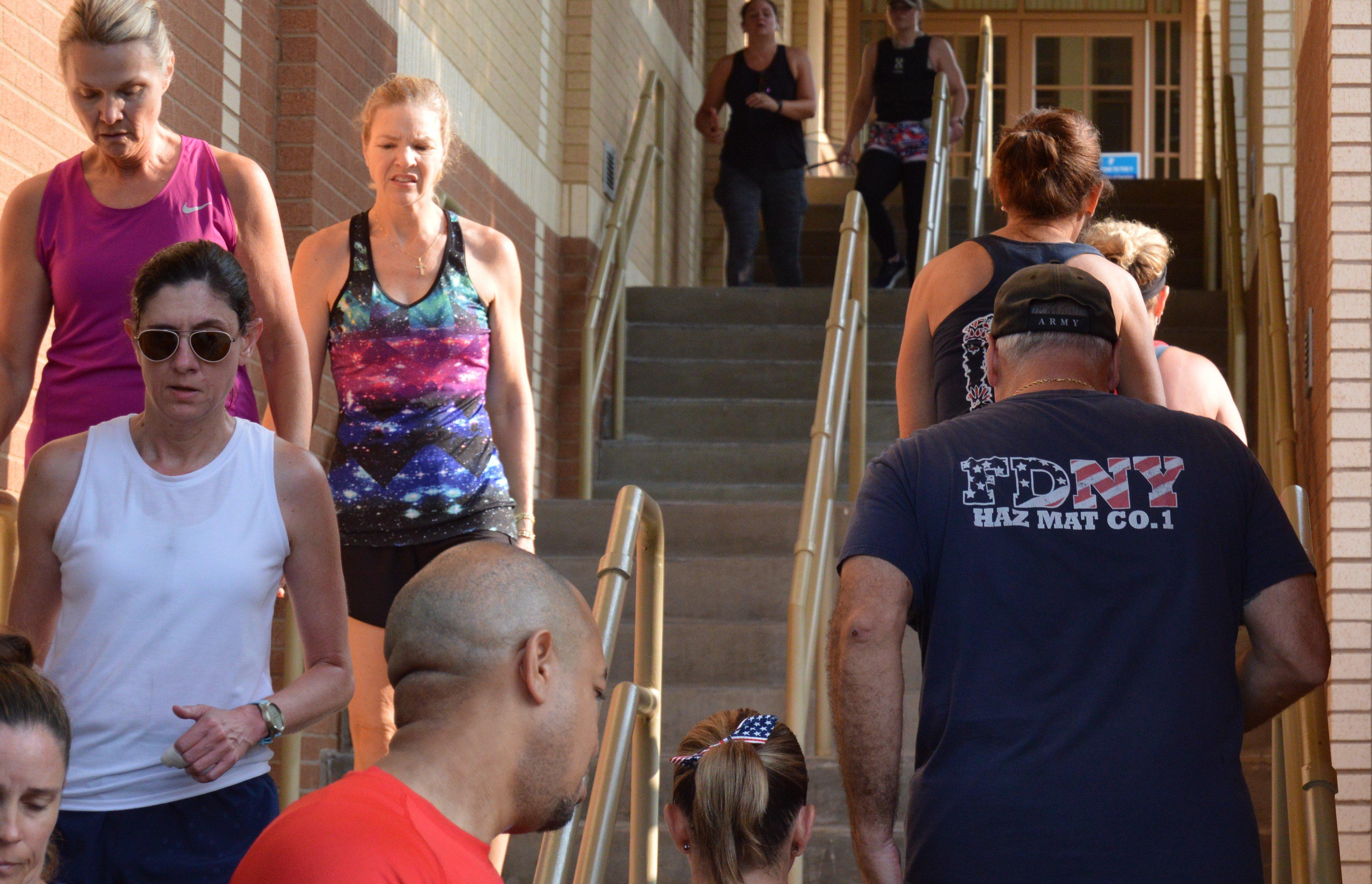 YMCA Climb