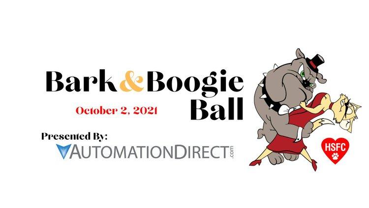 humane society bark and boogie ball