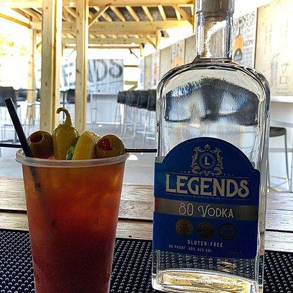 Legend's Distillery
