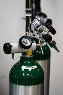 oxygen tanks hospital
