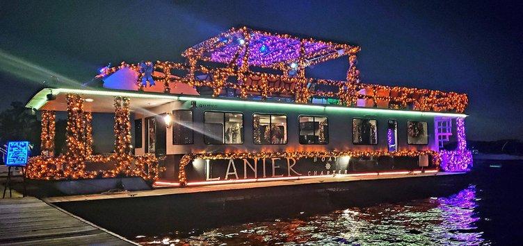 Lanier Boat Charter