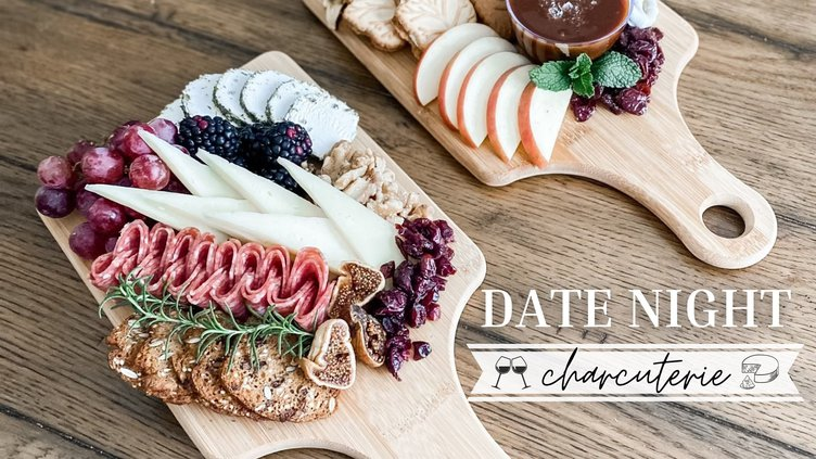 pine and pigment charcuterie board workshop