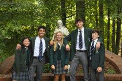 Pinecrest Academy HS students