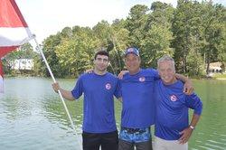 Lake Lanier Recovery Divers