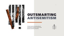 Outsmarting Antisemitism